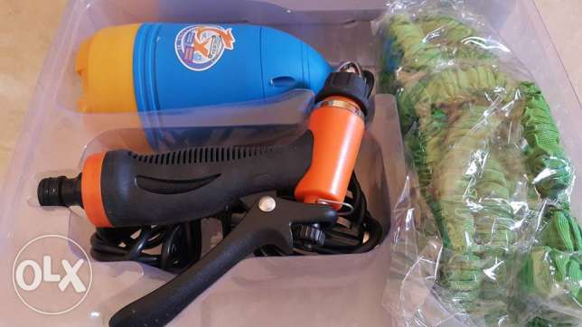 car cleaning full set with 10 meter hose pipe مسقط -  6