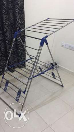 Hanger for drying cloths