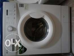 Fully automatic washer+ dryer
