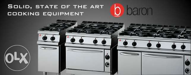 heavy commercial kitchen equipment manufacturers