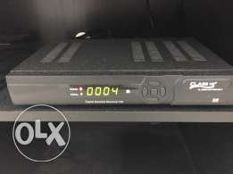 Digital satellite receiver