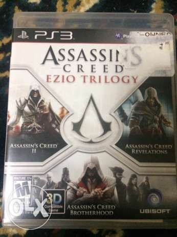 Assassin's Creed for PS3 السيب -  1