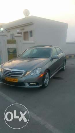 Mercedes E 350 very clean model 2011 بوشر -  6