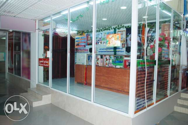Shop for sale in seeb souq al mawali shopping complex for 5000 ro السيب -  1