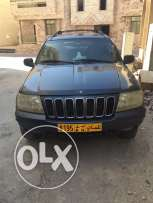 Jeep clean 2002 model does not need any maintenance