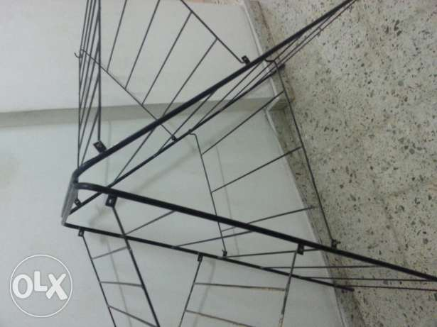 Clothes hanger for drying