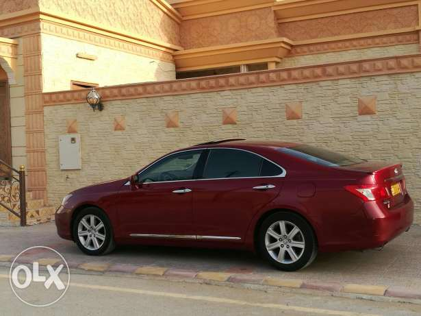 Hot Sale Lexus ES350 Model 2009