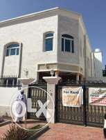 villa for rent in alozaiba for 950 3 bhk plus maid room