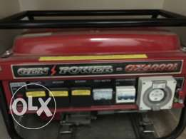 generator 4 Stroke Petrol Three Phase 240V / 415V 50Hz