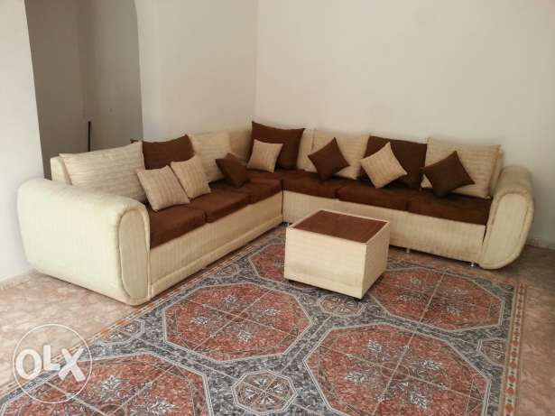 Sofa 7 seter for sale مسقط -  2
