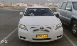 TOYOTA CAMRY 2009 Model for sale.