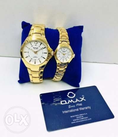 Omax watches السيب -  3