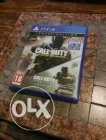 Call of duty infinity ps4 games