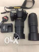 For Sale Nikon D7000 camera very good