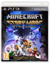 للبيع Minecraft story mode ps3 مسقط -  1