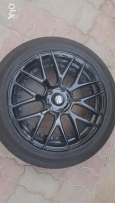 17 inch PTC rims with low prifile tires