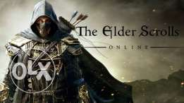 لعبة The Gloder Scrolls (Online) -- PS4