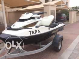 Sea-Doo Jet SKI GTX is Limited 260HP with Trailer and Original cover