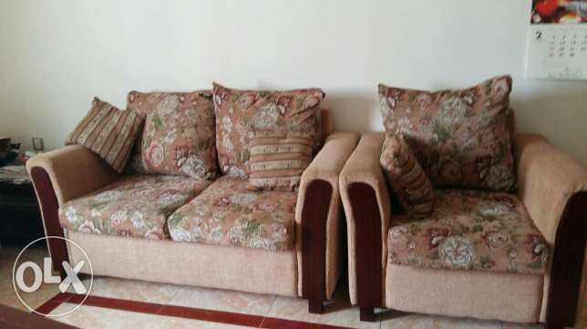 Furniture 3plus 2 plus 1 مسقط -  1