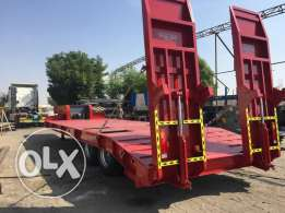 brand new low bed trailers for sale in salala oman