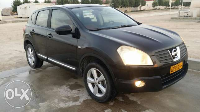 Nissan Qashqai LE AWD 4 Wheel Full option 2008.