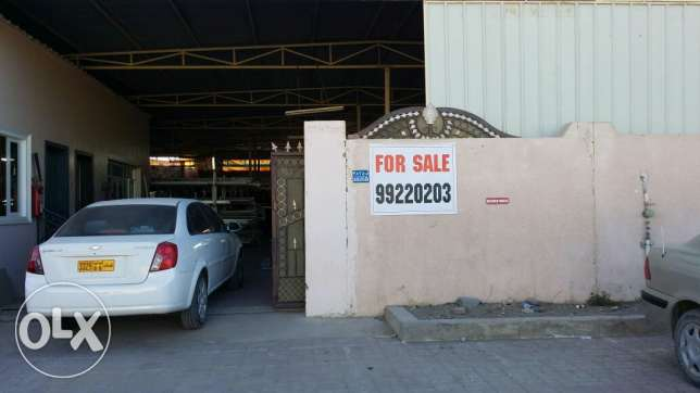 Aluminium Workshop for Sale