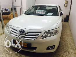 Toyota camry 2011 2.4 cc glx single expat used in immaculate condition