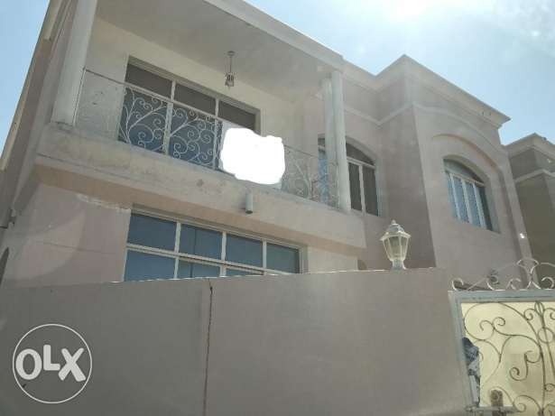 Furnished villa for rent in al khod 7...