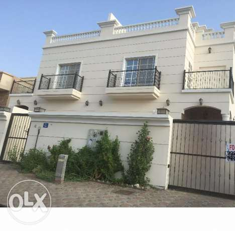 w1 part of twin villa for rent in al ansab phase 3 بوشر -  1