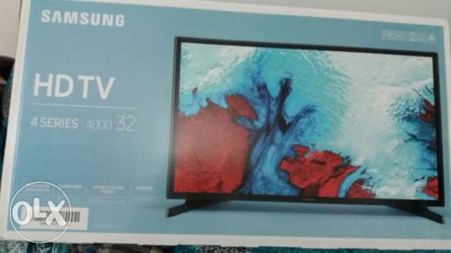 Samsung LED 32 brand new for sale .. الغبرة الشمالية -  2