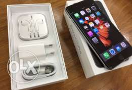 Iphone6 S PLUSE 64 GB Space gray 4G