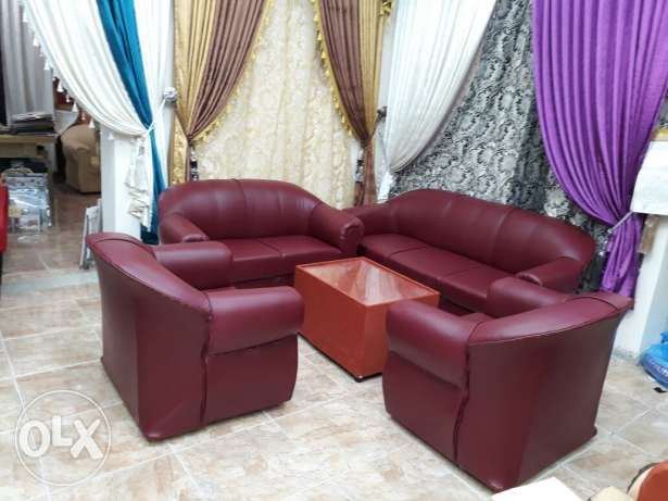 Brand new leather sofa 7 seater