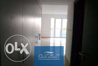 Very spacious one bedroom available right behind the Walk at the Wave مسقط -  3