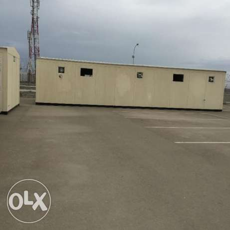 New Portable cabins for sale in Sohar