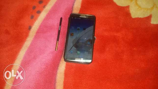 Samsung galaxy note 3 (black gold 4 G) السيب -  1