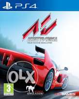 I need (Assetto corsa) for ps4