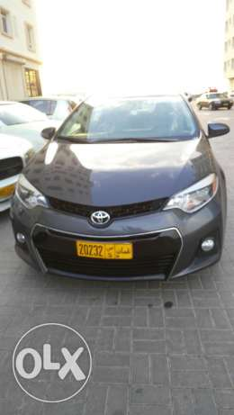 Toyota corolla 2014 cash or finance without payment