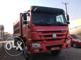 6 wheels tipper for rent