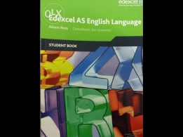 Original Edexcel AS and A2 course books. In good condition.