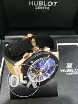 The luxury watch from HUBLOT