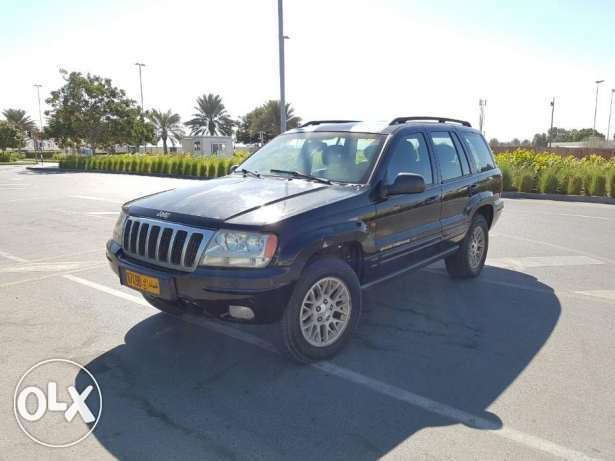 Jeep Grand Cherokee from Expat