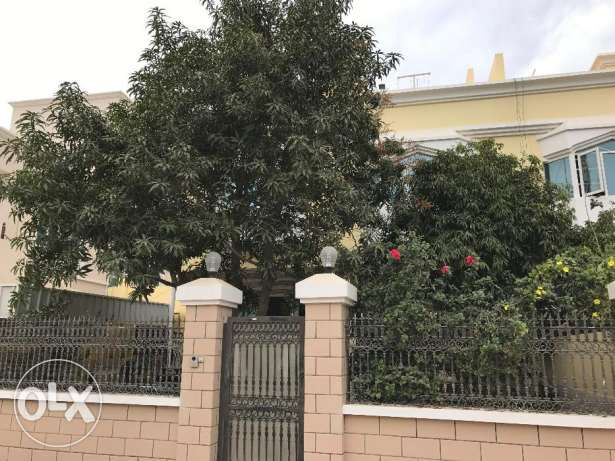 Furnished villa for rent in al azeiba