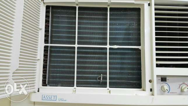 Asset AC 1.5 ton very good condition for immediate sale صحار -  8