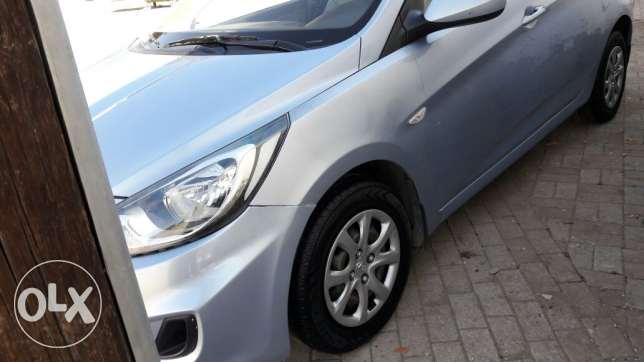 hyundai accent for sale in good condition السيب -  2