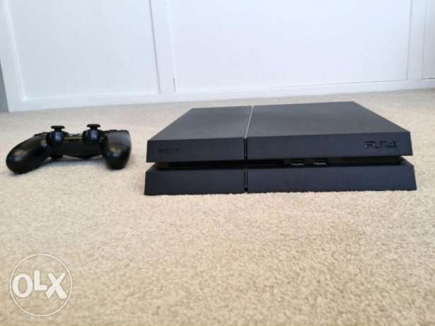Nva sony playstation 4 ps4 slim 500gb console ضلكوت -  2