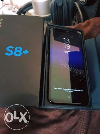 Samsung Galaxy s8 plus NEW and sealed
