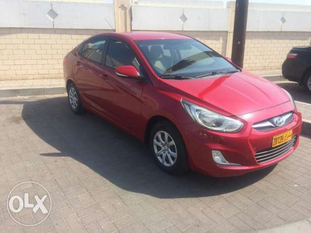 Acente 2014 model 1.6 auto. Call only السيب -  4