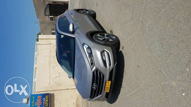 Expat lady driven brand new tucson 2016 صحار -  3