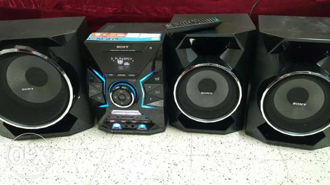 SONY 17600w MHC-GZX55 Home Audio System