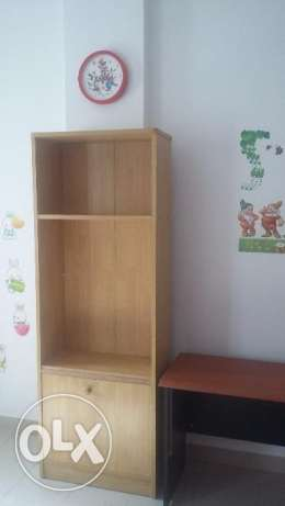 Table and shelf روي -  1